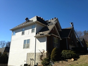 Roofing East Tennessee