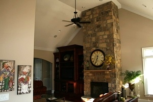 Custom Home Builder | Gregory Residence