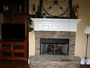 Knoxville, TN Brick Home Remodel