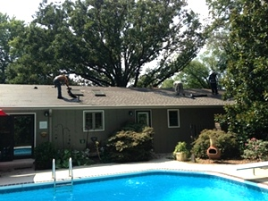 Roofing Knoxville Tennessee